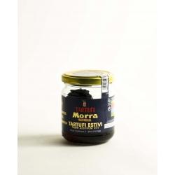 Black Summer Truffles, whole in juice, 70g