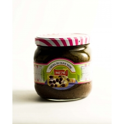 Creme with Olive (Tapenade)