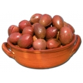 Olives, Super Bariole, seasoned in oil, 1.5kg net