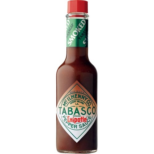 Tabasco Smoked Chipotle Pepper Sauce 150ml