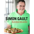 Simon Gault homemade Recipe Book