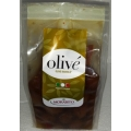 Olives Bariole, seasoned in oil, 200g net
