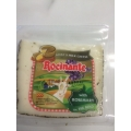 Spanish Goat Milk Cheese with Rosemary on Rind, 200g net wedge