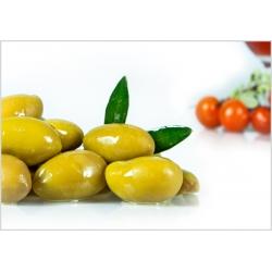 Olives Green, Bella Giant, Unpitted, in brine 1.5kg net