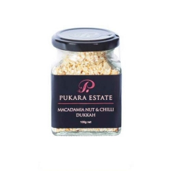 Pukara Macadamia Nut & Chilli Dukkah 100g