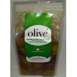 Olives Cocktail Mix, in seasoned oil, 170g net