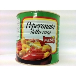 Peperonata- Red and Yellow Sliced Peppers