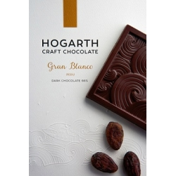 Hogarth Craft Chocolate 70g - Peru,Gran Blanco 66%