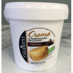 Parmigiano Reggiano Spread with real Truffle 1kg